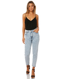 LIKE FOR SURE WOMENS CLOTHING LEVI'S JEANS - 56778-0004LFS