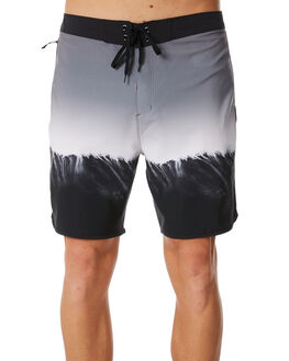 BLACK MENS CLOTHING HURLEY BOARDSHORTS - AH0035010