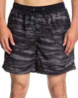 BLACK MENS CLOTHING QUIKSILVER SHORTS - EQYJV03385KVJ6