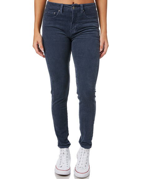 BLUE WOMENS CLOTHING RIP CURL JEANS - GPADQ10070