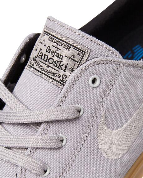 ATMOSPHERE GREY MENS FOOTWEAR NIKE SKATE SHOES - AR7718-002