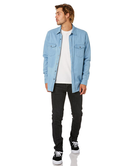 GROOVE BLUE MENS CLOTHING NEUW SHIRTS - 336205095