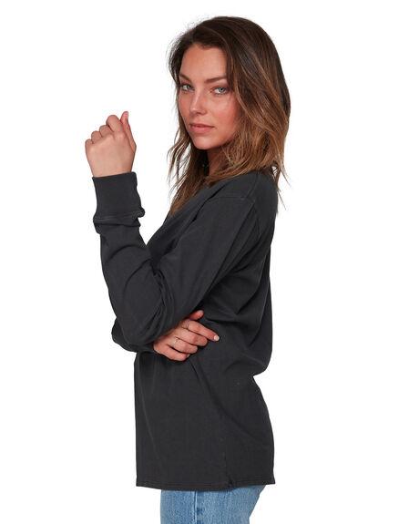 OFF BLACK WOMENS CLOTHING BILLABONG TEES - BB-6508071-OFB