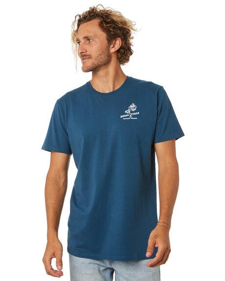 BLUE BOTTLE MENS CLOTHING SWELL TEES - S5201027BLBOT