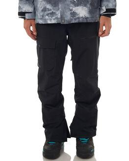 BLACK SNOW OUTERWEAR QUIKSILVER PANTS - EQYTP03076KVJ0