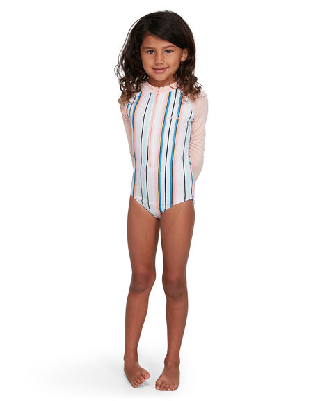 WHITE BOARDSPORTS SURF BILLABONG GIRLS - BB-5503713-WHT