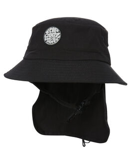 BLACK MENS ACCESSORIES RIP CURL HEADWEAR - CHAAC90090