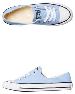 BLUE CHILLI WOMENS FOOTWEAR CONVERSE SNEAKERS - 559834BLUE
