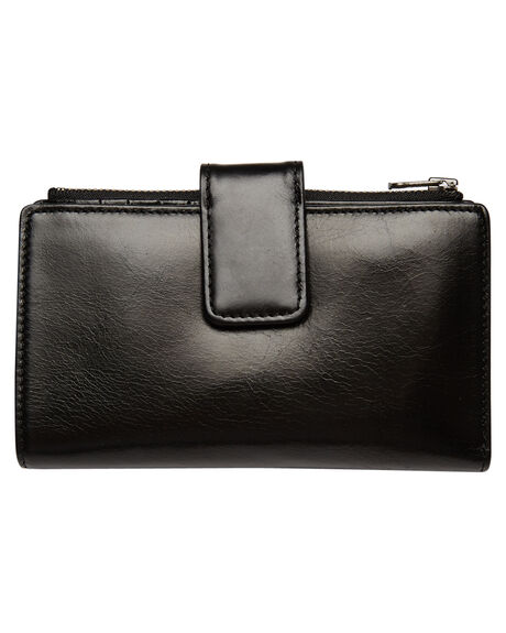 BLACK WOMENS ACCESSORIES STATUS ANXIETY PURSES + WALLETS - SA1371BLK