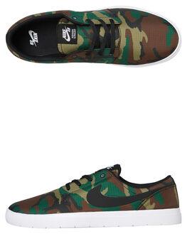 IGUANA MENS FOOTWEAR NIKE SKATE SHOES - AV4271-200