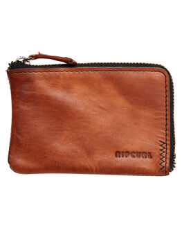 BROWN MENS ACCESSORIES RIP CURL WALLETS - BWLKU10009