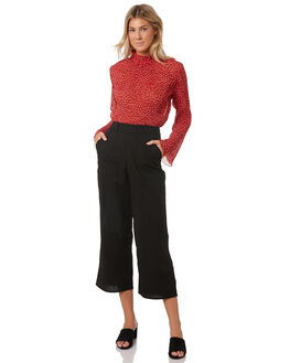 BLACK WOMENS CLOTHING THE FIFTH LABEL PANTS - 40190428BLACK