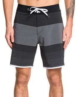 BLACK MENS CLOTHING QUIKSILVER BOARDSHORTS - EQYBS04226-KVJ0