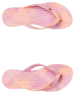 MULBERRY WOMENS FOOTWEAR BILLABONG THONGS - 6671801MLBRY