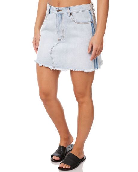 SALT BLUE OUTLET WOMENS RUSTY SKIRTS - SKL0435STE