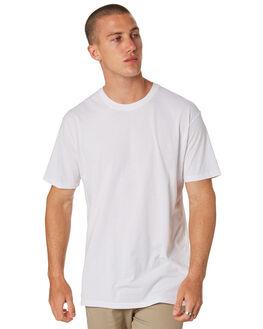 WHITE MENS CLOTHING AS COLOUR TEES - 5001GWHITE
