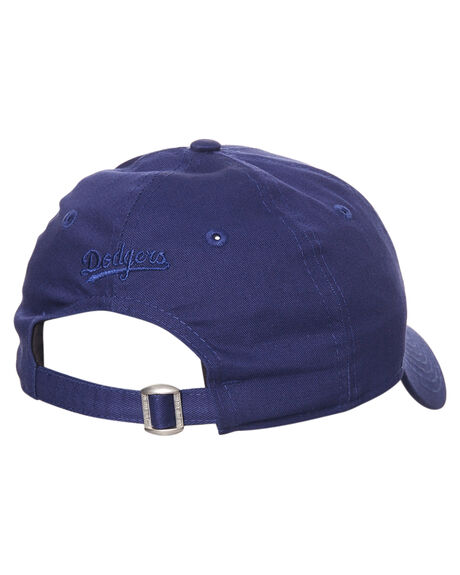 BLUE WHITE MENS ACCESSORIES NEW ERA HEADWEAR - 11497468BLWHT