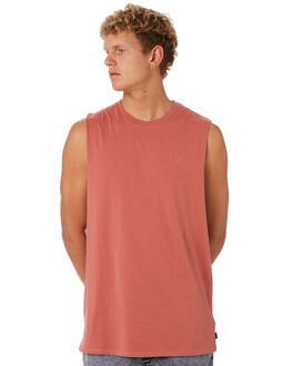 PIGMENT DK MELON MENS CLOTHING SWELL SINGLETS - S5201271PGMEL