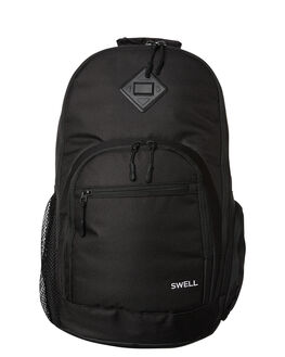 ALL BLACK MENS ACCESSORIES SWELL BAGS - S51731500ABLK