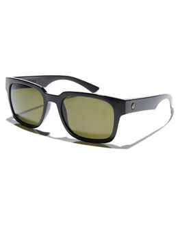 GLOSS BLACK MENS ACCESSORIES ELECTRIC SUNGLASSES - EE17401642GBLKP