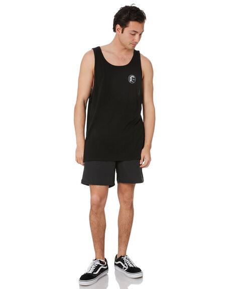 BLACK OUT MENS CLOTHING O'NEILL SINGLETS - 47109019010