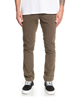 CROCODILE MENS CLOTHING QUIKSILVER PANTS - EQYNP03169-CRN0