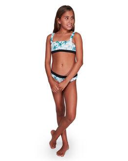 WHITE KIDS GIRLS BILLABONG SWIMWEAR - BB-5592556-WHT