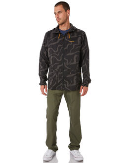 TIGER TRACKS CAMO MENS CLOTHING PATAGONIA JACKETS - 86186TOIB
