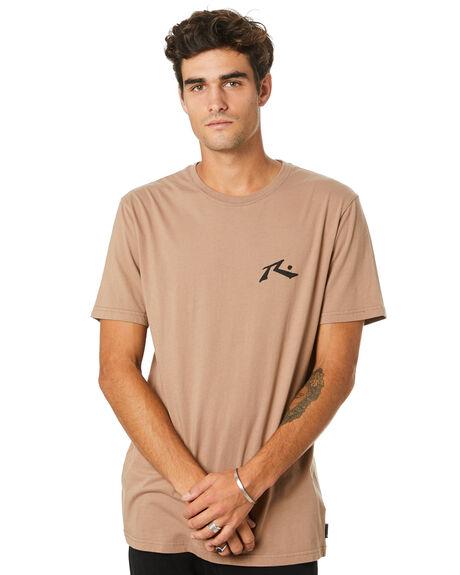 LATTE MENS CLOTHING RUSTY TEES - TTM2314LAT