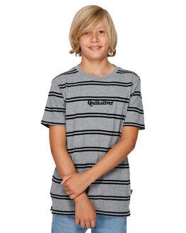MGH WET SPARK KIDS BOYS QUIKSILVER TOPS - EQBKT03206-MGH3