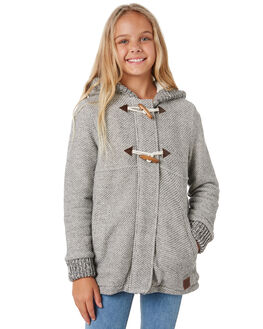 ECRU MARLE KIDS GIRLS RIP CURL JUMPERS + JACKETS - JFECG19230
