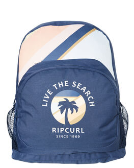 DARK BLUE WOMENS ACCESSORIES RIP CURL BAGS + BACKPACKS - LBPLC13155