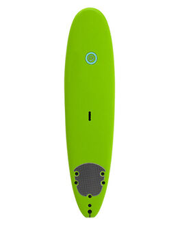 LIME SURF SURFBOARDS GNARALOO GSI MID LENGTH - GN-SOFT-0800-LM