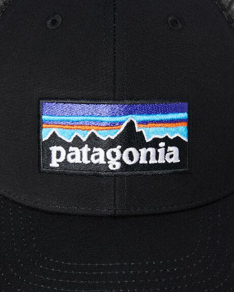 BLACK MENS ACCESSORIES PATAGONIA HEADWEAR - 38283BLK