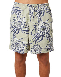 FLOWER DESERT SAGE MENS CLOTHING PATAGONIA BOARDSHORTS - 58034CEFD