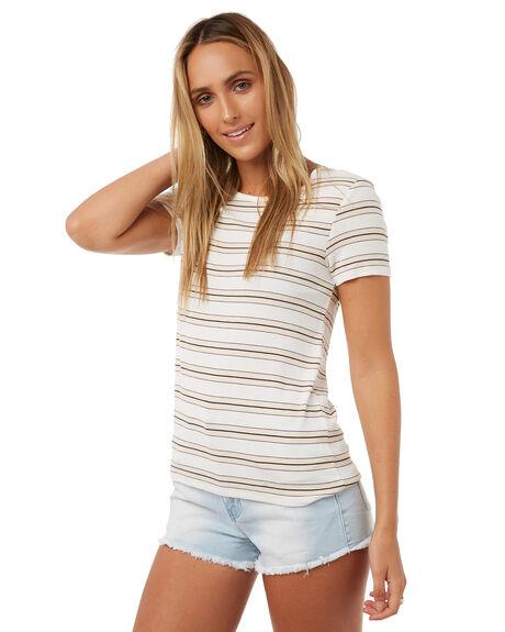 TANGERINE WOMENS CLOTHING BILLABONG TEES - 6571131TANG