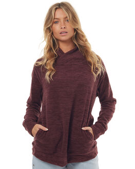 PLUM WOMENS CLOTHING SWELL JUMPERS - S8171541PLUM