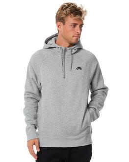 DARK GREY MENS CLOTHING NIKE JUMPERS - 929147064