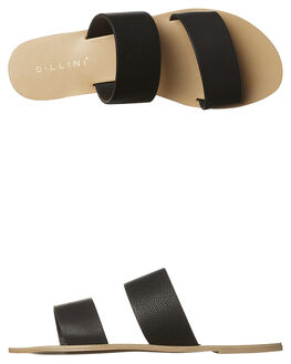 BLACK PEBBLE BLACK WOMENS FOOTWEAR BILLINI FASHION SANDALS - S404650