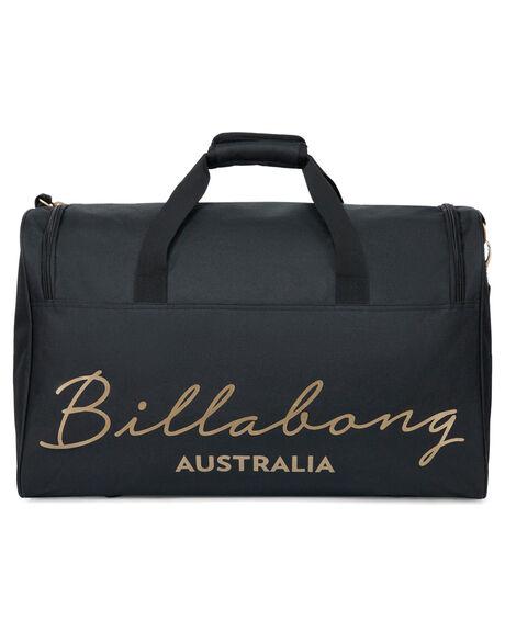 BLACK WOMENS ACCESSORIES BILLABONG BAGS + BACKPACKS - BB-6695258-BLK