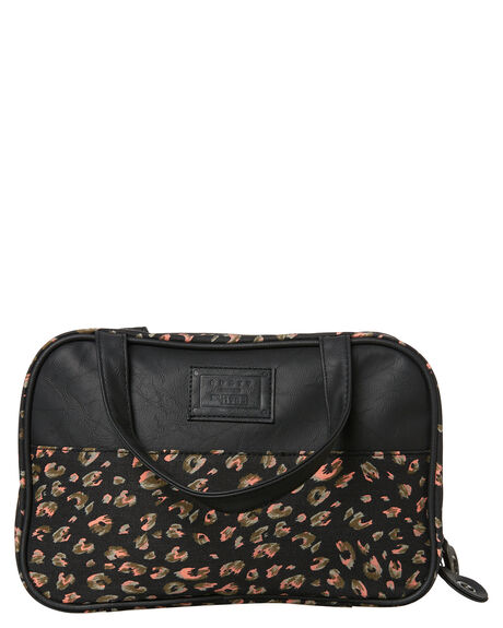 BLACK WOMENS ACCESSORIES RUSTY BAGS - TRL0238BLK