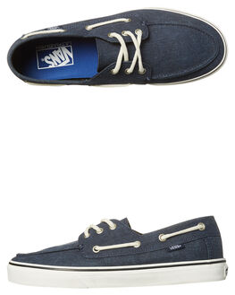 DRESS BLUES MENS FOOTWEAR VANS SNEAKERS - VN-A32SCC8RBLU