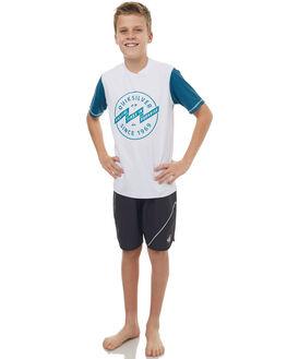 WHITE BOARDSPORTS SURF QUIKSILVER BOYS - EQBWR03033WBB0