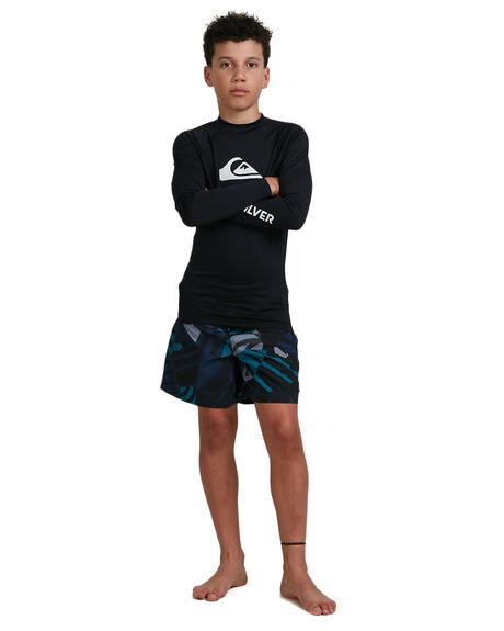 BLACK BOARDSPORTS SURF QUIKSILVER BOYS - EQBWR03137-KVJ0