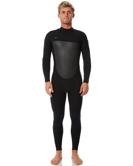 BLACK BLACK SURF WETSUITS O'NEILL STEAMERS - 4769OAA05