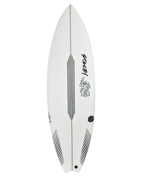 CLEAR BOARDSPORTS SURF STCY MFG SURFBOARDS - SNKEYESCLR