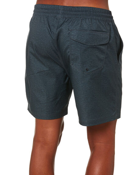 BLACK MENS CLOTHING HURLEY BOARDSHORTS - CV0351010