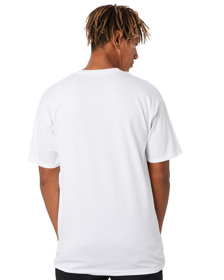 WHITE MENS CLOTHING SPITFIRE TEES - 51010001GXWHT