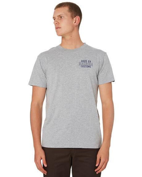 GREY MARLE MENS CLOTHING DEUS EX MACHINA TEES - DMW91994EGRYML