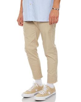 TAN MENS CLOTHING BARNEY COOLS PANTS - 720-MC2TAN